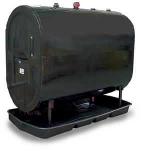 residential oil tank replacement